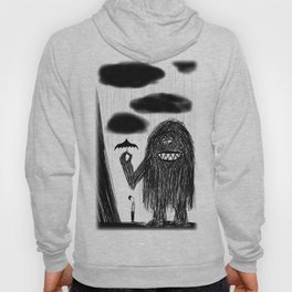 Even monsters need friends 2 Hoody