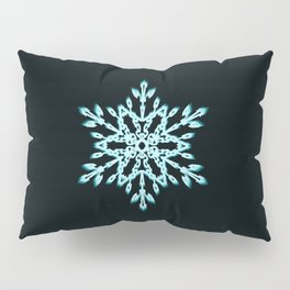 Snowflake Pillow Sham