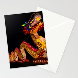 China Lights exhibit at the Boerner Botanical Gardens Stationery Cards