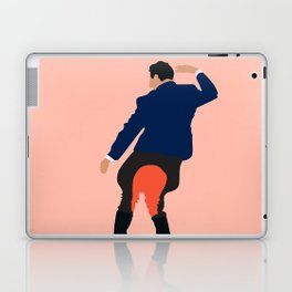 Kidnapping Caucasian Styla Laptop & iPad Skin