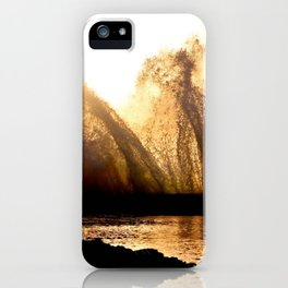 OUALIDIA (Morocco) IV iPhone Case