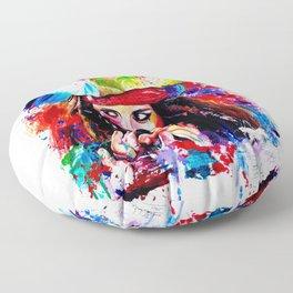 Captain Jack Sparrow Floor Pillow