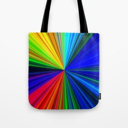 Colours of a Rainbow Tote Bag