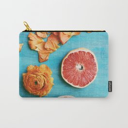 She Made Her Own Sunshine Carry-All Pouch