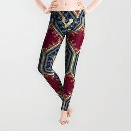 Oriental motifs Leggings