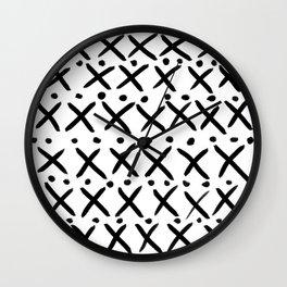 Asher I Wall Clock