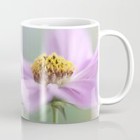 cosmos Mugs featuring Cosmos by Mandy Disher
