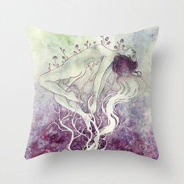 Provenance Throw Pillow