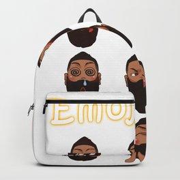Harden Emoji Backpack