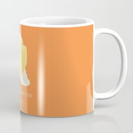 Andy Loves Butter Coffee Mug