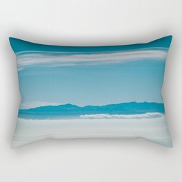 Somewhere Over the Clouds Rectangular Pillow