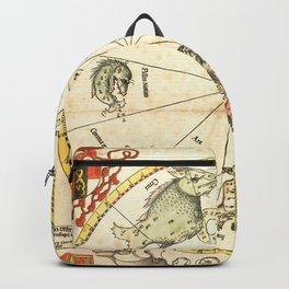 "Albrecht Dürer ""Celestial map of the Southern sky"" Backpack"