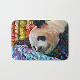 Sweet Panda Bath Mat
