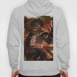 League of Legends HIGH NOON TWISTED FATE Hoody