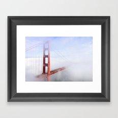 Heavenly Gates Framed Art Print