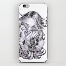 Begonia's Sister iPhone & iPod Skin