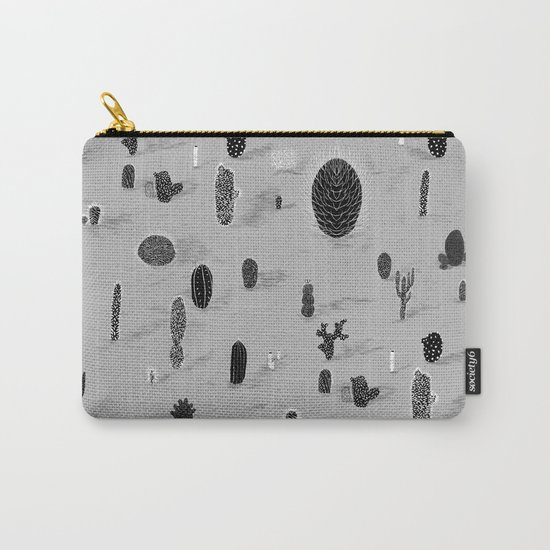 Cactarium Carry-All Pouch