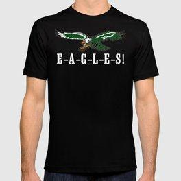 Vintage Philadelphia Football Shirt - Gift For Eagles Fans T-shirt