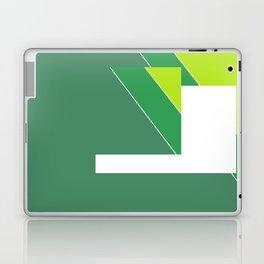 Greens Pattern Laptop & iPad Skin