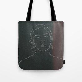 Mask I Tote Bag