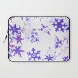 Icy Christmas Laptop Sleeve