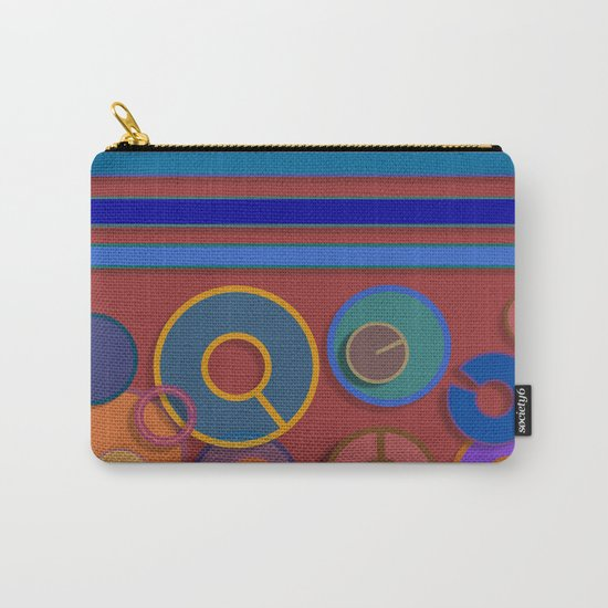 Abstract #54 Carry-All Pouch