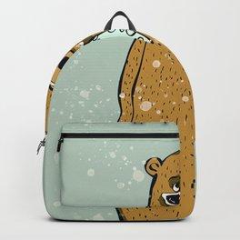 BEAR LOVE STORY10 Backpack