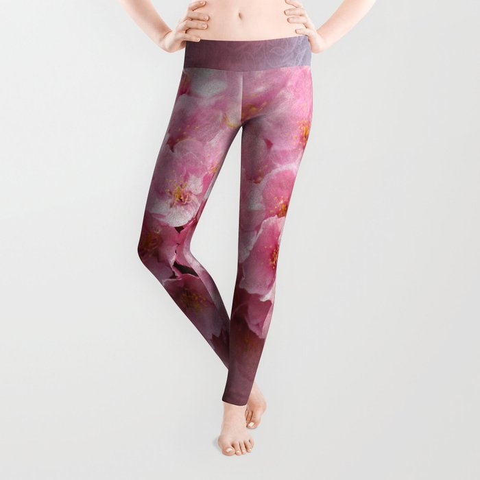 Sakura Blossoms 05 Leggings
