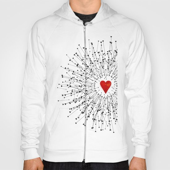 Heart&Arrows Hoody