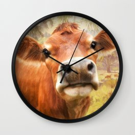 Little Jersey Wall Clock