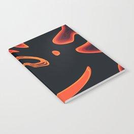 Liquid Fire Notebook
