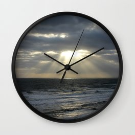 Hope for a Better Day Wall Clock