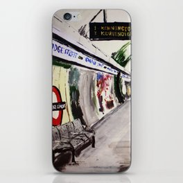 London Underground Goodge Street iPhone Skin