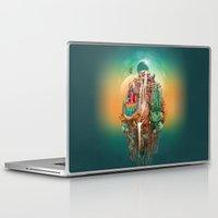 peru Laptop & iPad Skins featuring peru by Tanya_tk