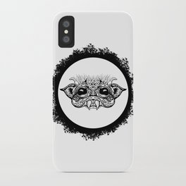 Half Creature iPhone Case