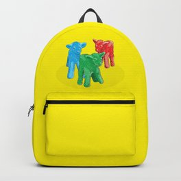 Sour Patch 'Kids' Candy With Baby Goats Backpack