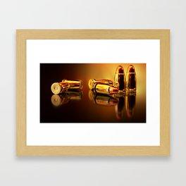 Cartridges Framed Art Print