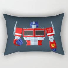 Autobots, Roll out! (Optimus Prime) Rectangular Pillow