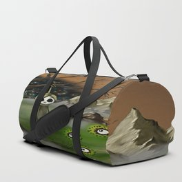 Polished Chaos Duffle Bag