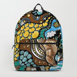 She is Mother Earth Backpack