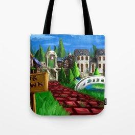 RPG Town Tote Bag