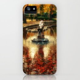 The Bath of the Nymph iPhone Case