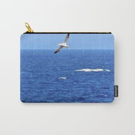 Northern Gannets in Flight Carry-All Pouch