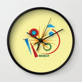 Abstract clock Wall Clock