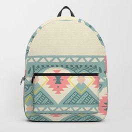 Colorful Geometric Boho Style 2 Backpack