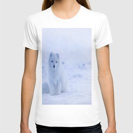 The Arctic Fox in Iceland T-shirt