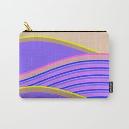 Happy Times - Lavender Hills Carry-All Pouch