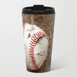 Old Baseball Travel Mug