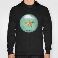 BALLOON FISH  III Hoody