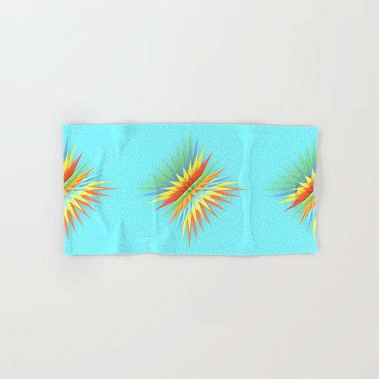 Summer Starz Hand & Bath Towel